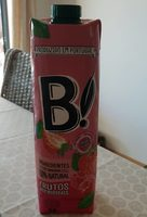 Fruits rouges - Product - fr