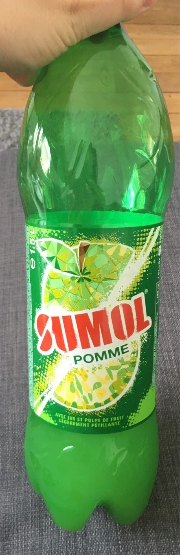 Sumol Maçã - Produit