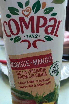 Compal Vital Fruits Rouges Juice - Produit
