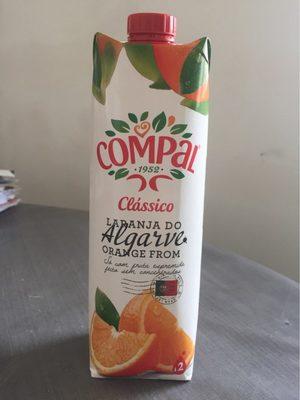 Jus d orange - Product