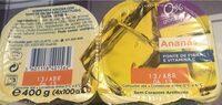 Gelatina ananas - Product