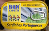 Sardinhas Portuguesas em óleo vegetal - Product