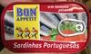 Sardinhas Portuguesas em tomate picante - Product