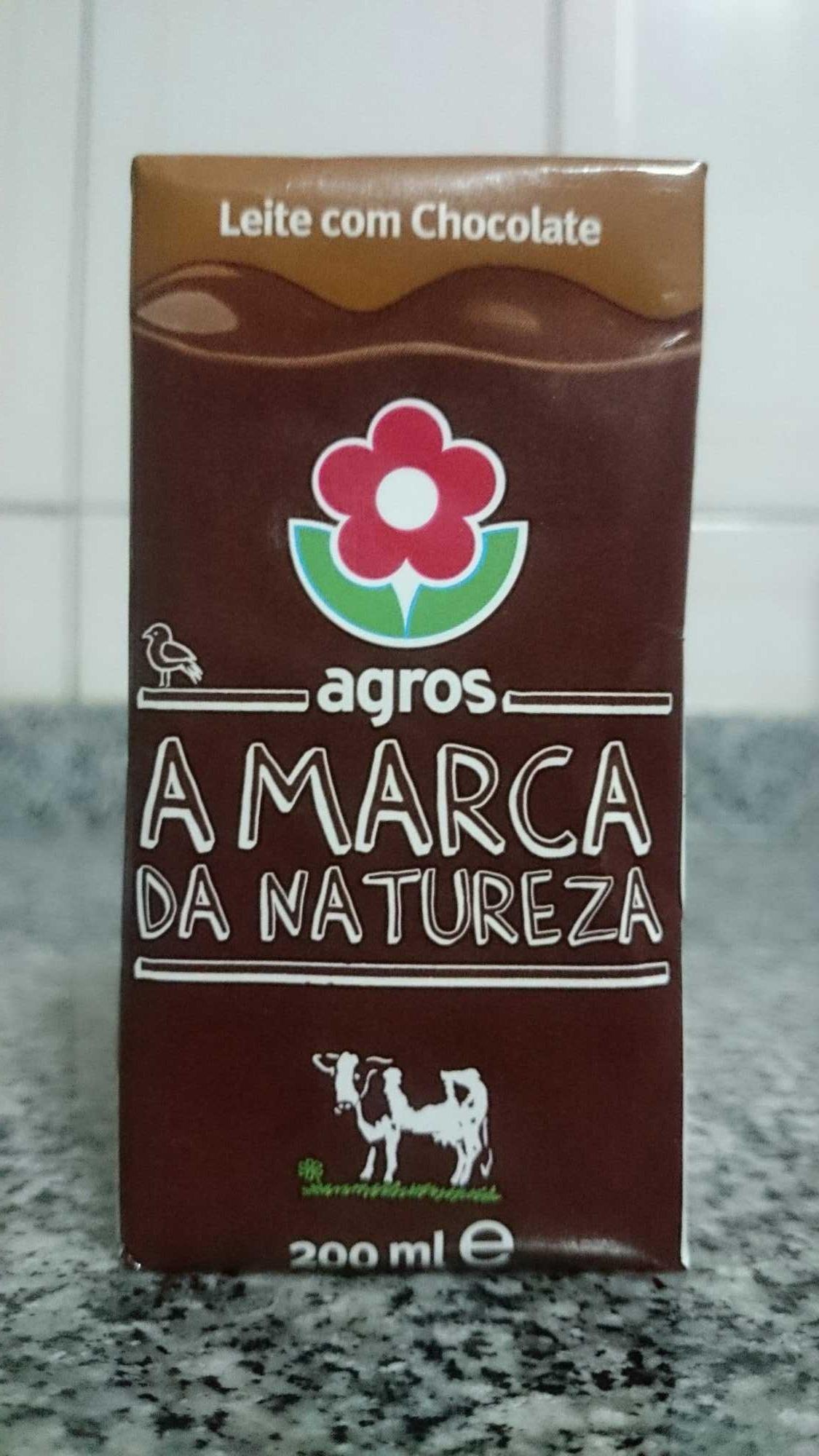 Leite com chocolate - Product - pt