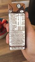 Leite com chocolate - Informação nutricional