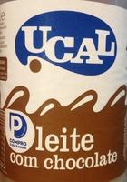Leite com Chocolate - Produto