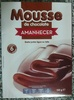 Mousse de chocolate - Product