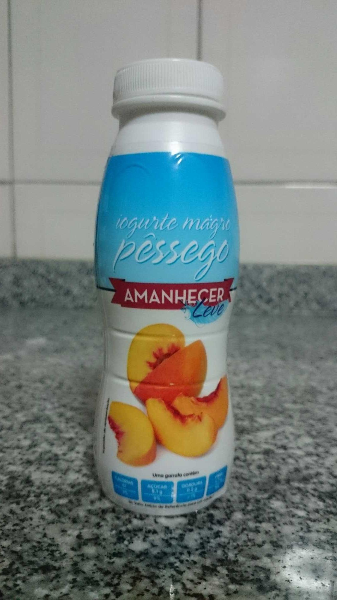 Iogurte magro pêssego - Product
