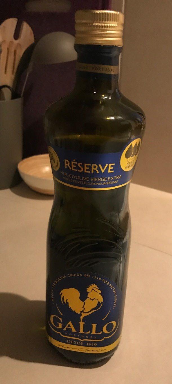 Réserve huile d'olive vierge extra - Product - fr