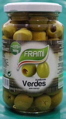 Frami verdes - Ingrediënten