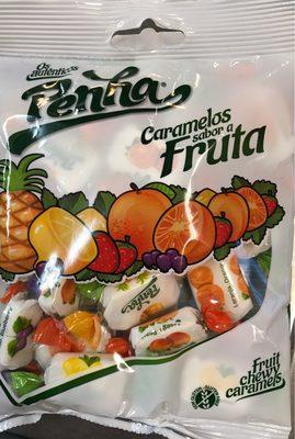 Caramelos Sabor a Fruta Penha 100G - Product