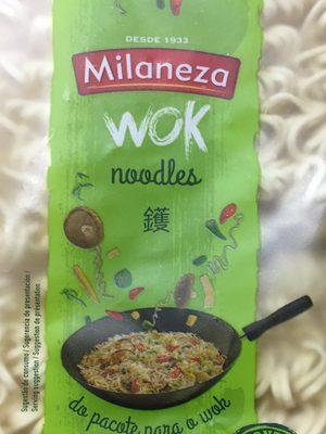 Wok noodled - Produit