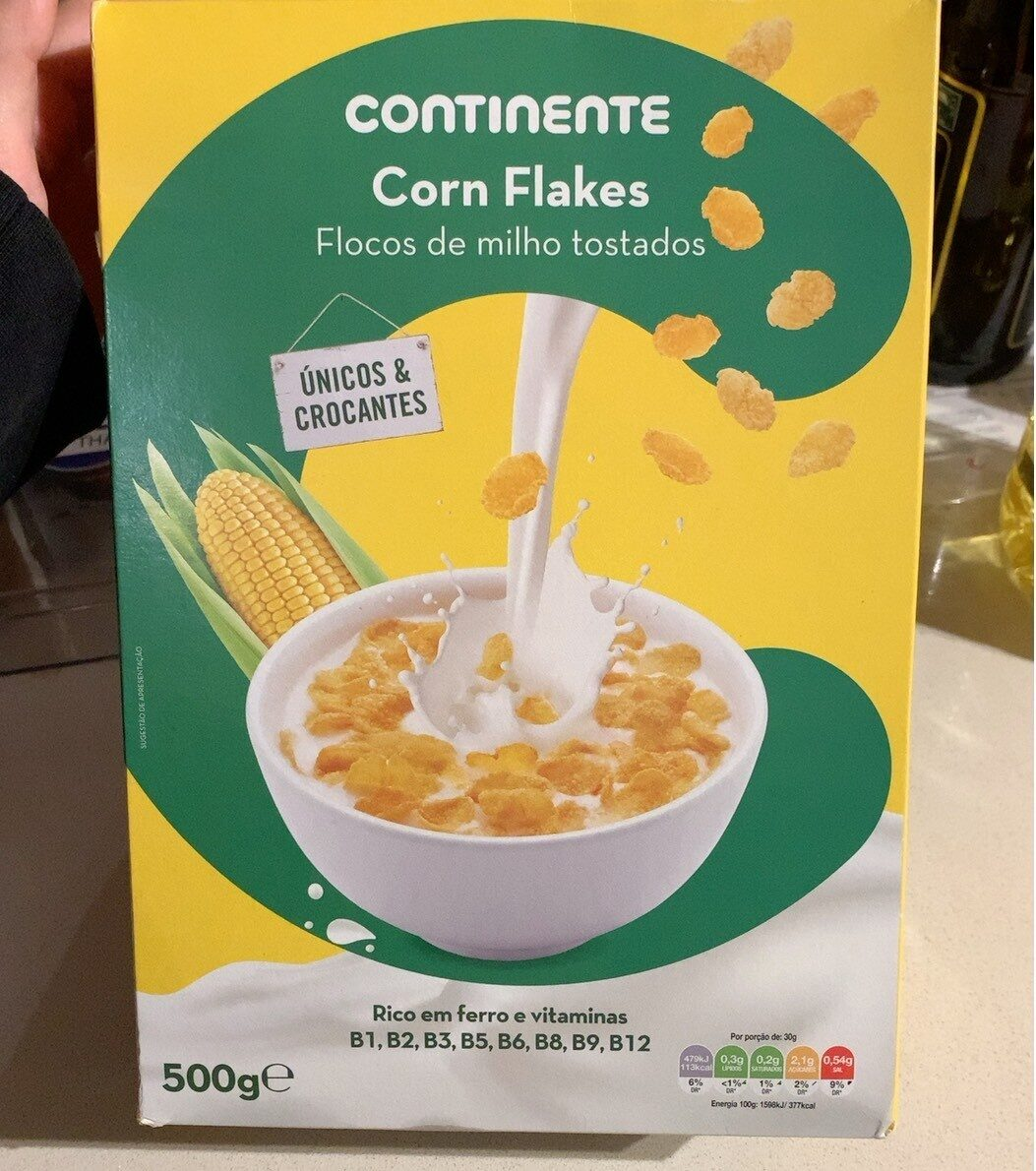 Corn flakes - Product - es