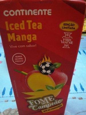 Iced tea manga - Product - fr