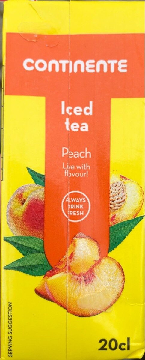 Iced tea - Product - fr