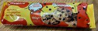 Bolachas com pepitas de chocolate - Produit - pt