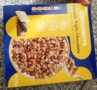 Céréales triples chocolat - Product - pt