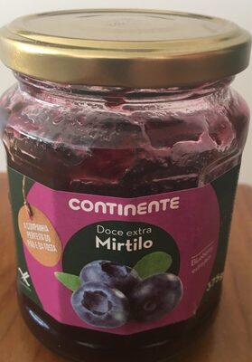 Doce extra Mirtilo - Product - pt