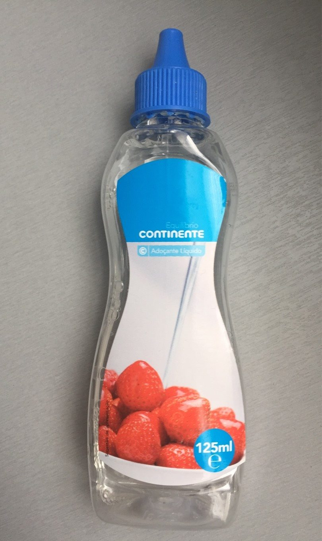 Edulcorant liquide - Product