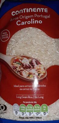 arroz carolino - Product - pt