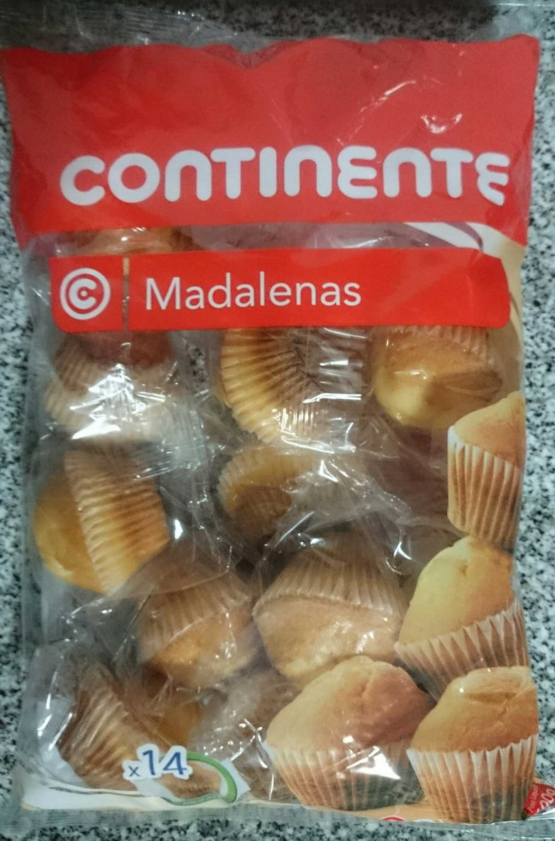 Madalenas - Product