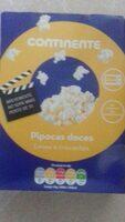 Pipocas doces pop corn sucre - Producte - fr