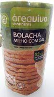 Galettes de maïs - Product - fr