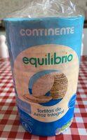 Tortitas de Arroz Integral - Product - es