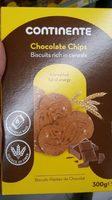 Biscuit au Chocolat petit déjeuner - Product - fr