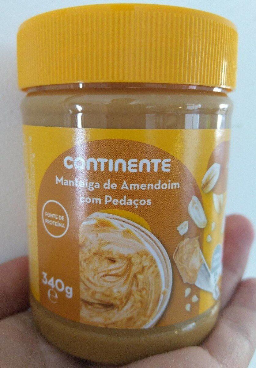 Beurre de cacahuète - Product - fr