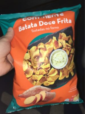 Chips de patate douce - Product - fr