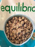Crunchy Muesli equilibrio - Product - fr