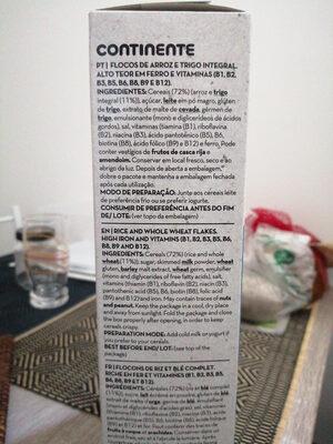 Equilibrio - Ingredienti - fr