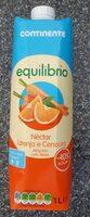 Nectar laranja e cenoura - Product - fr