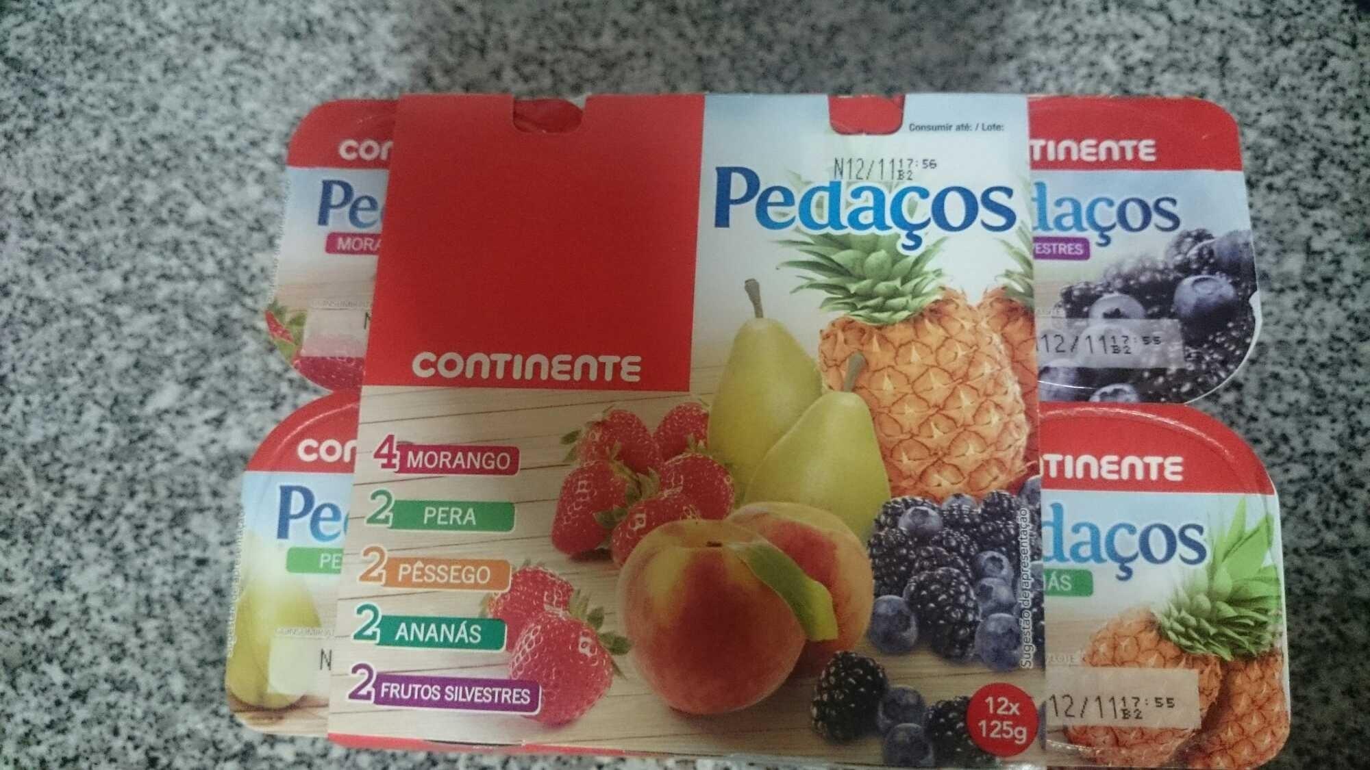 Iogurtes com pedaços - Product - pt