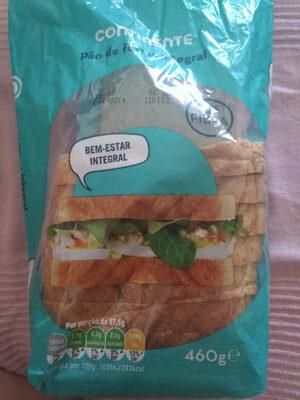 Pão de forma integral - Produit