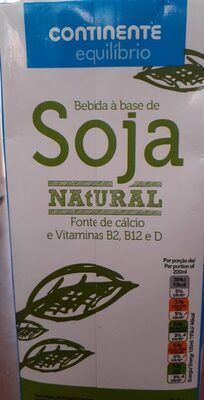 Bebida a base de soja - Product - pt