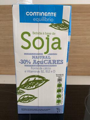 Natural Soy Milk - Product - en