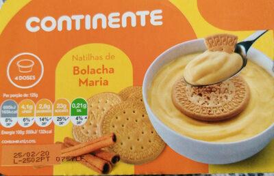 Natilhas de Bolacha Maria - Product