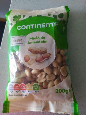 Miolo de Amendoim - 1