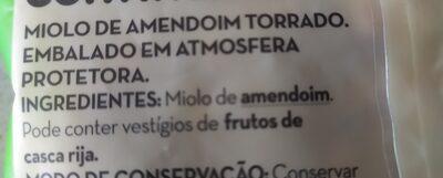 Miolo de Amendoim - 2