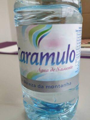 Água de nascente - Ingredients