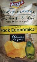 Mediterráneas 100% feitas em azeite (Pack Económica) - Produto - pt