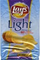 Patatas fritas al punto de sal light sin gluten - Producte