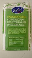 Açúcar Branco Sidul - Informations nutritionnelles - fr