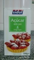 Açúcar em pó - Product
