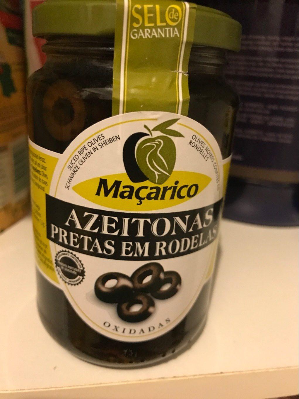 Azeitona Macarico Pta 165GR Rodelas - Produit - es