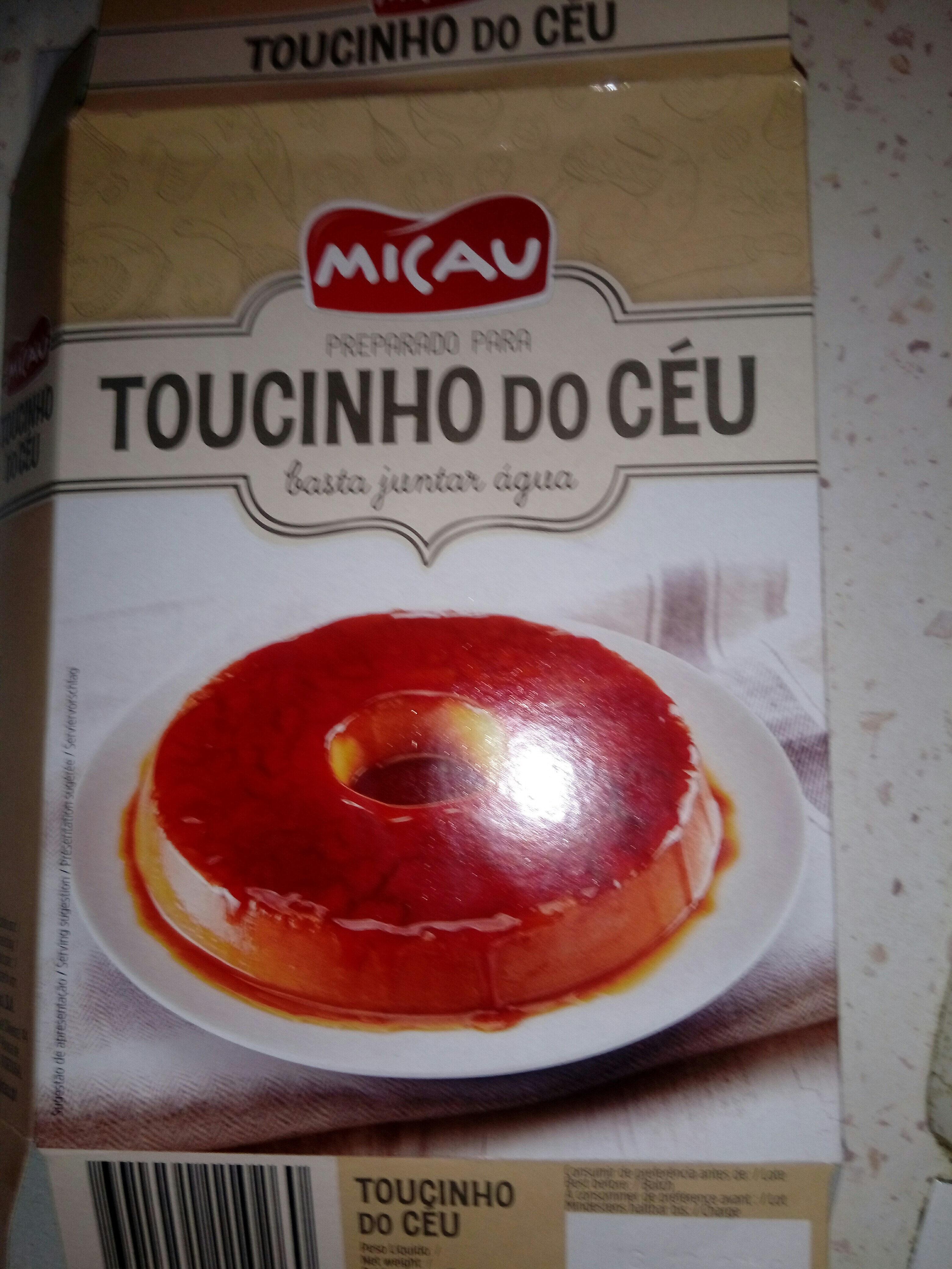 Micau Pudim Touchino Do Ceu 230G - Product