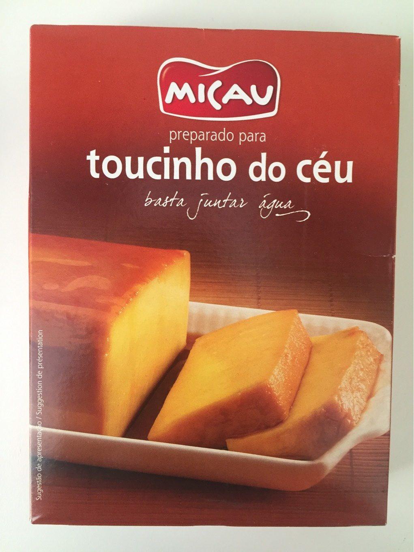 Micau Pudim Touchino Do Ceu 230G - Nutrition facts