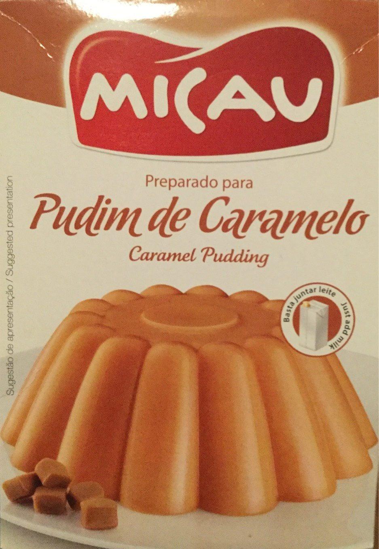 Preparado de pudim de caramelo - Produit - fr